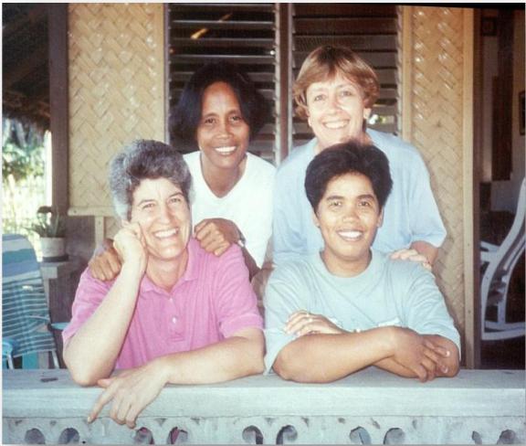 Agutaynen dictionary team photo
