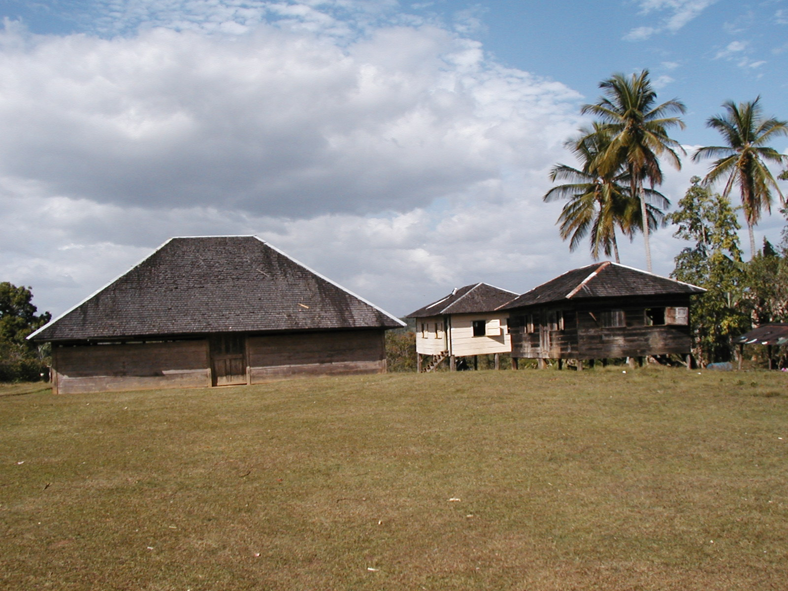 Alleluia Church building, Jawalla village