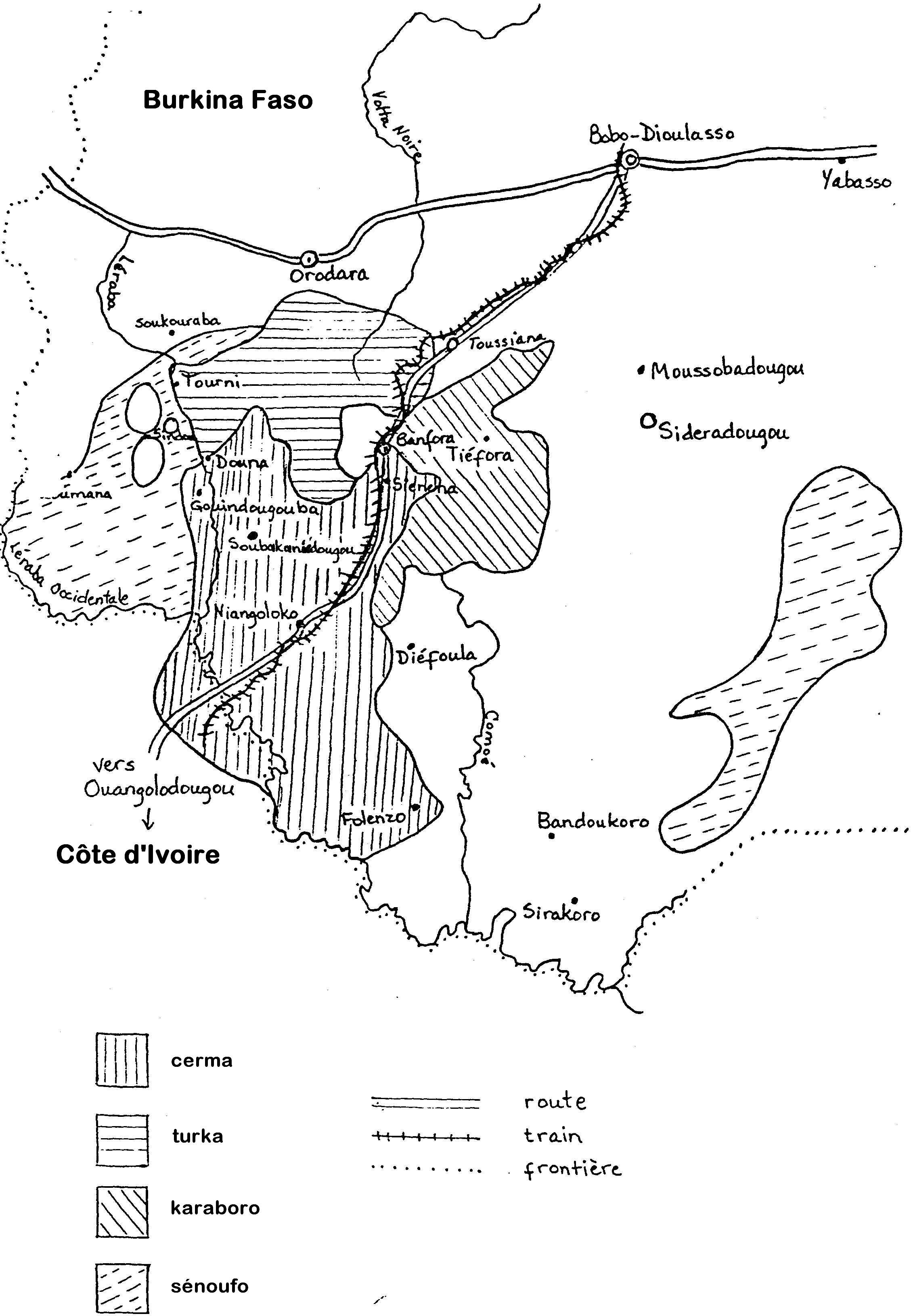 Région cerma