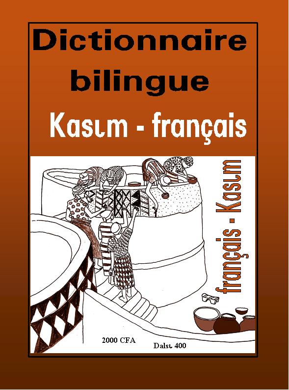 Dictionnaire kasem français