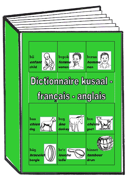 Dict Kus fr Angl green