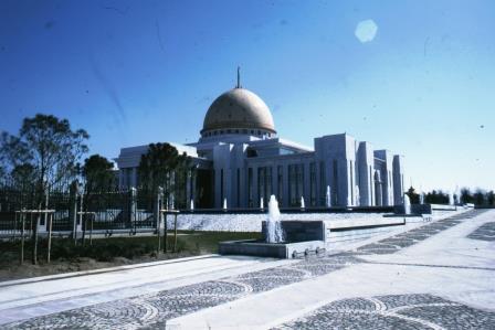 Ashgabat 12 - palace