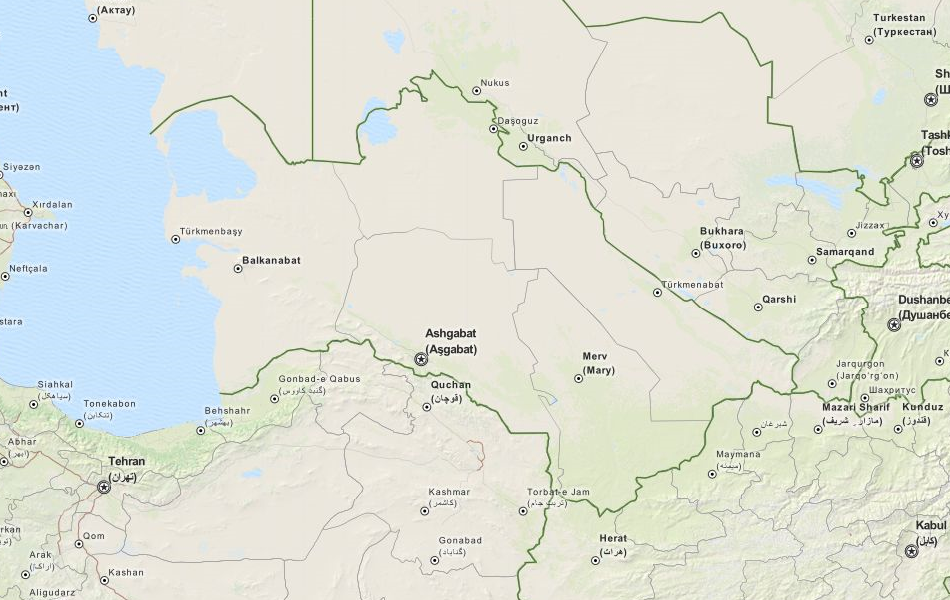 turkmenistan-country-map