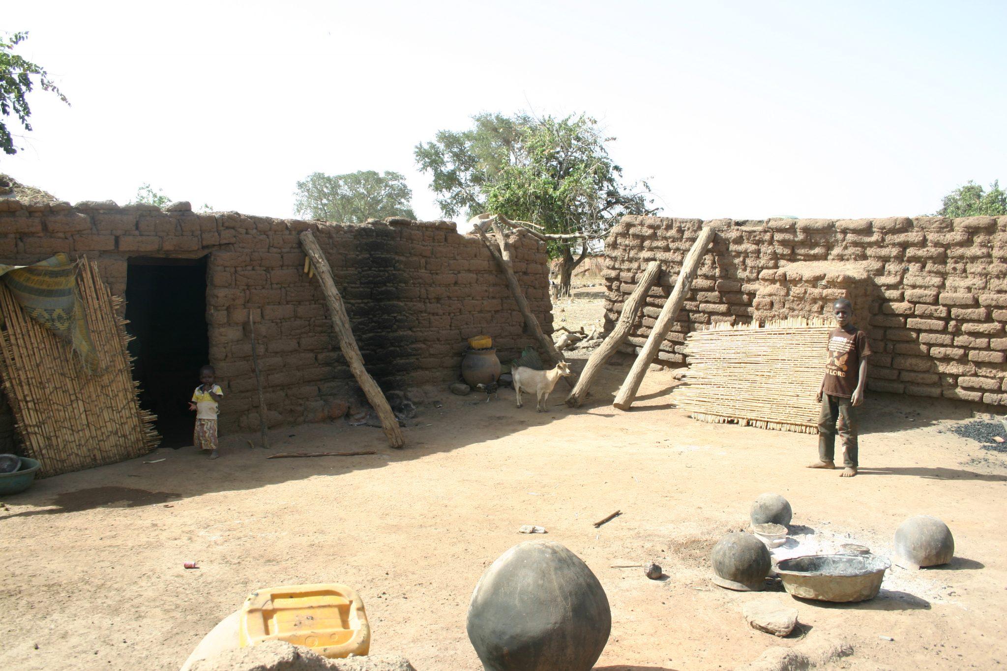 Phuo courtyard